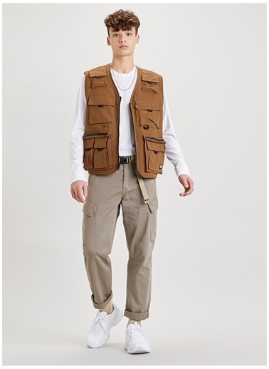 Levi's® Pantolon Beyaz
